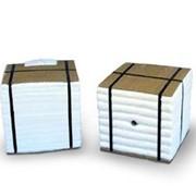 Блоки теплоизоляционные модульные из керамических волокон фото
