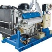 Агрегат дизельный электрический АД-100 фото