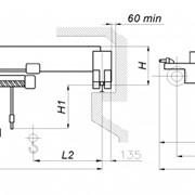 Кран мостовой г/п 5 тн электрический однобалочный опорный для установки в закрытых взрывоопасных производственных цехах, в которых могут образовываться взрывоопасные, газо и паровоздушные смеси группы взрывоопасности, пр-во ЗПММ, г. Запорожье, Украина фото
