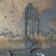 Забор чугун фото