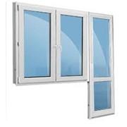 Металопластикові вікна та двері (Rehau) фото