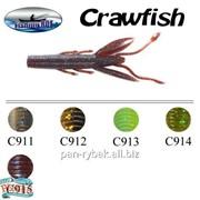 """Силикон """"FR"""" Crawfish 3815-C914-90mm фото"""