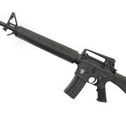 AGM Модель винтовки М16A3, металл фото