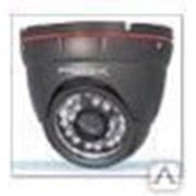 Видеокамеры AHD купольные AHD-SL13F36IR Silver Proto-X фото