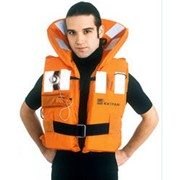 Жилет спасательный ЖСП-1 предназначен для удержания человека на плаву в морской или пресной воде в случае аварии или крушения плавательного средства. фото