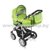 Коляска детская модульная 2/3 в 1 Baby Design Dreamer зеленый фото