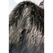 Мех искусственный 210HNI-FOXY BLACK фото