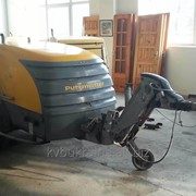 Мощная машина по перемешиванию и подаче растворов для бесшовного покрытия полов Putzmeister М 740 D фото
