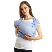 Слинг-шарф колыбелька фото
