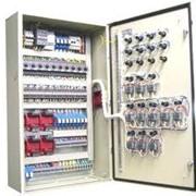 Сборка электрических шкафов управления фото