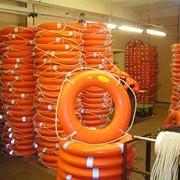Круг спасательный КС-01 фото