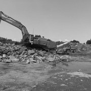 Выполняем вскрышные работы в полном объеме по всей территории Украины. фото