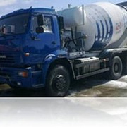 Автобетоносмеситель АБС-9 на шасси КамАЗ-6520 (ТЗА) фото