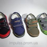 Детская обувь, арт. 9393, размеры 26-31 фото