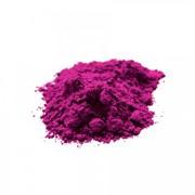 Темно-розовый флуоресцентный порошок фото
