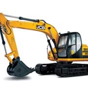 Экскаватор JCB IS 120 Tracked Excavator. фото
