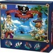 Игра настольная детская Сокровища старого пирата фото