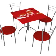 Комплект(стол,стул) М140 фото