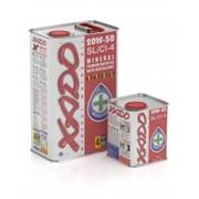 Масло минеральное XADO Atomic Oil 20W-50 SL/CI-4 фото