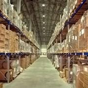 Хранение товаров на таможенно-лицензионном складе фото
