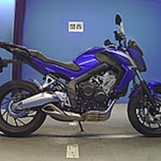 Мотоцикл naked bike Honda CB 650 F пробег 11 363 км фото