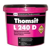 Воднодисперсионный клей для натурального линолеума Thomsit L 240D фото