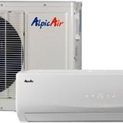 Кондиционер (сплит-система) AlpicAir AWI/AWO-25HPDC1C фото
