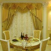 Текстильный дизайн банкетных залов в Одессе фото