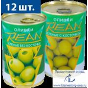 """Оливки с косточкой """"REAN"""" фото"""