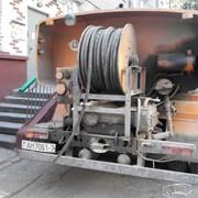 Прочистка канализации в кафе, ресторанах, саунах, на производствах фото