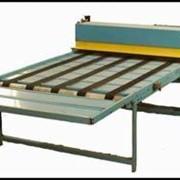Оборудование для производства гофротары. Пресс ролевый вырубной РП-1790 фото