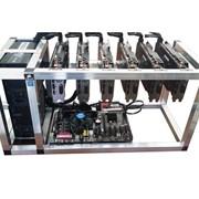 Майнинг ферма GPU на видеокартах ITP Nvidia 6x1080 8Gb фото