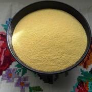 Кукурузная крупа шлифованная №6 Европейка (типа экстра) . ТУ 15.6-30344016-001.2010 фото