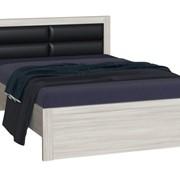 Полутороспальная кровать с основанием настил Элегия НК-1 фото