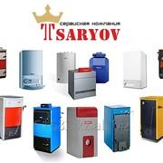 Монтаж котлов и систем отопления в Усть-Каменогорске под ключ! фото
