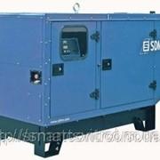 Стационарная электростанция SDMO Montana J33 в шумозащитном кожухе фото