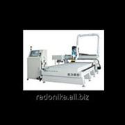 Автоматический фрезерно-гравировальный станок QL-M25-II фото