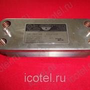 Теплообменник пластинчатый Ariston Microgenus, Microgenus Plus 14 пластин фото