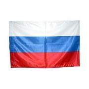 """Флаг """"россия"""" 135*90 см (Без флагштока) фото"""