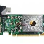 "Видеокарта PCI-E 256МБ Albatron ""GeForce 8400 GS"" фото"