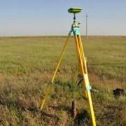 GPS-полевые измерения фото