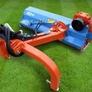Гидравлический мульчер, измельчитель, косилка KDS 145 STARK фото