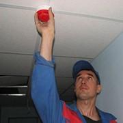 Обслуживание систем охранно-пожарной сигнализации фото