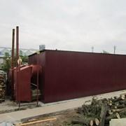 Сушилки для дров JUVENAL  (комплект оборудования) фото