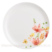 Тарелка обеденная LUMINARC Camomillia 27см, арт.P0552 фото