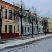 Здание в центре Полоцка фото