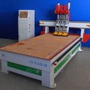 LТТ-К1325-3А Фрезерный станок трёхшпиндельный с ЧПУ мод. фото