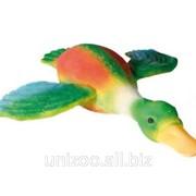 Игрушка для собак Утка цветная Trixie Ente, 30 см фото