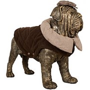 Скульптура Собака Сэр Ватсон (в костюме) 82х60х35см. арт.77070 Б Bogacho фото