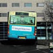 Размещение рекламы на внешних и внутренних носителях, на транспорте фото